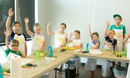 Kids Test Kitchen: Almond-Crusted Chicken Fingers