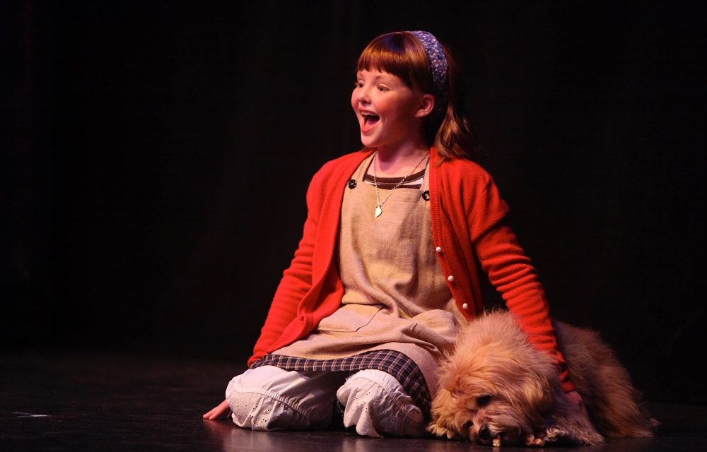 Local Teen Shines on Stage