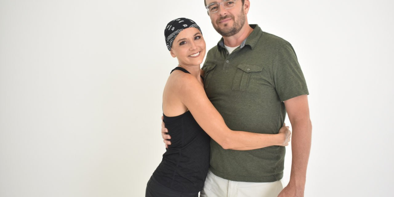 Think Positive: Local Mother and Fitness Instructor Inspires Others with Breast Cancer Journey
