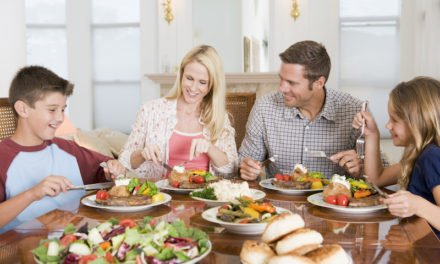 A Case for Family Meals