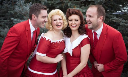 Julie Allen: North Logan Mother Returns to Community Stage in White Christmas, Opening This Weekend