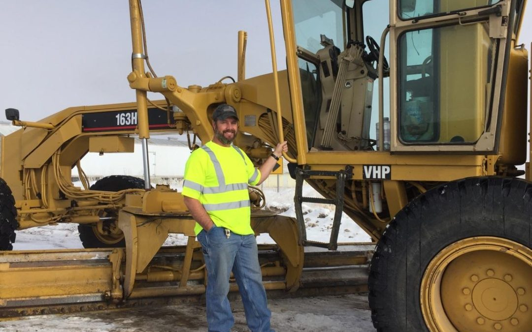 Dusty Davis: Building Roads in Cache Valley