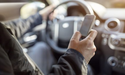 Break the Habit of Distracted Driving