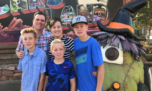 Family Firsts: The Happiest Place on Earth . . . with a Teenager?