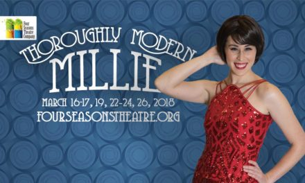 Jazz Age Swings into Cache Valley During Production of Thoroughly Modern Millie