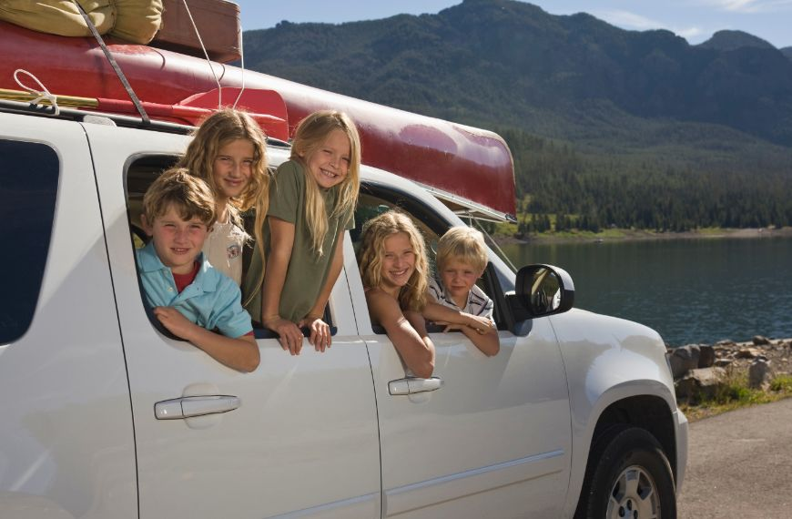 Family Firsts: Take Your Family Off the Beaten Path