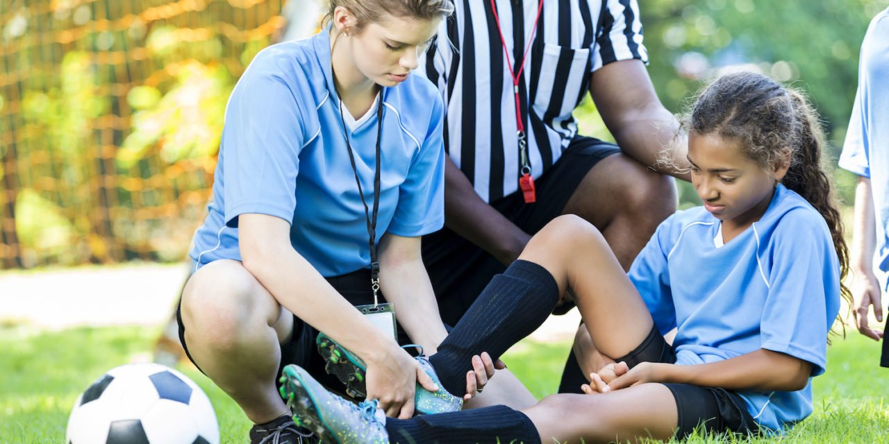 Prevent Injuries in Young Athletes