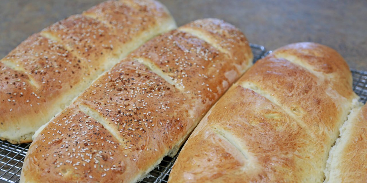 From the Farmer's Wife: French Bread