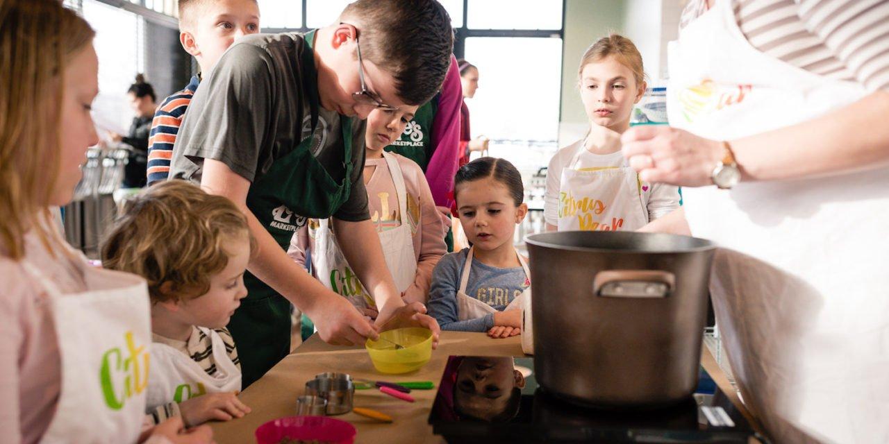 Kids Test Kitchen: Healthy Snacks