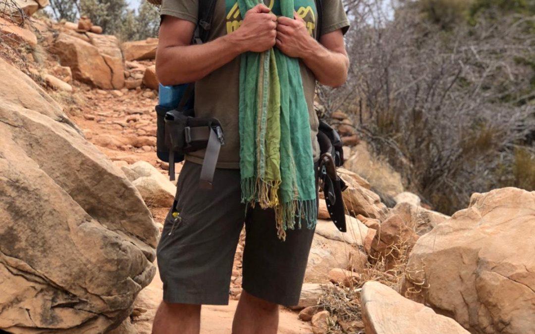 Justin Smith: Cache Valley Artist, Mentor, Mountain Man