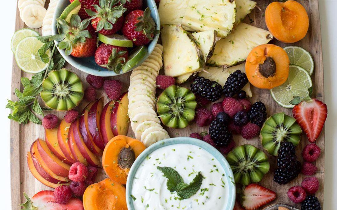 Summer Fruit Board
