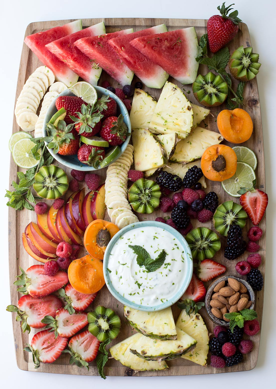 Summer Fruit Board Cache Valley Family Magazine