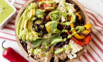 Southwestern Chicken Bowl