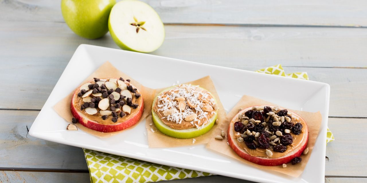 Apple Pizzas