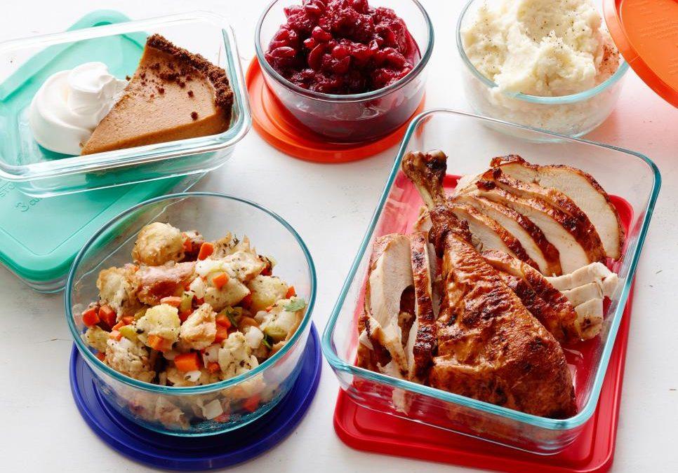 Utilizing Thanksgiving Leftovers