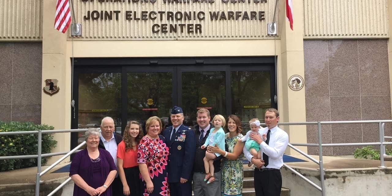 Salute to Cache Valley's Veterans: Family Travels the World and Lands Back in Cache Valley