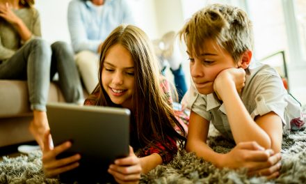 Managing Social Media with Children