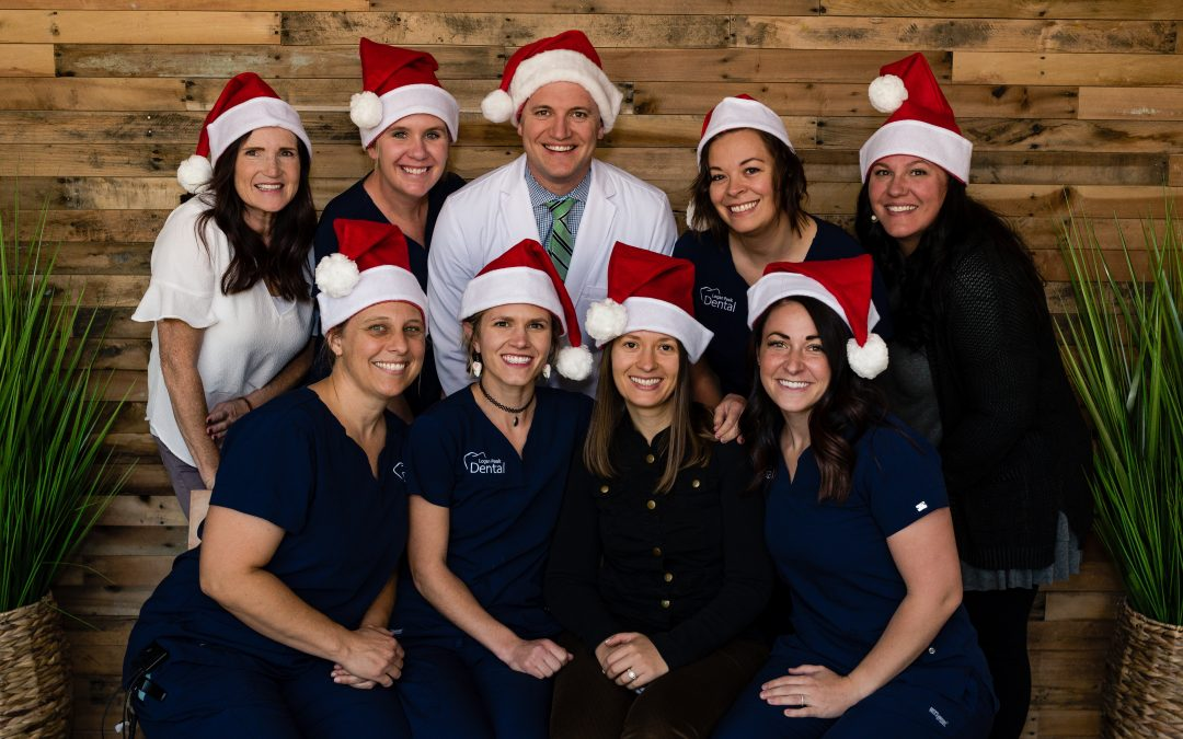 Logan Peak Dental Provides Free Care for the Holidays