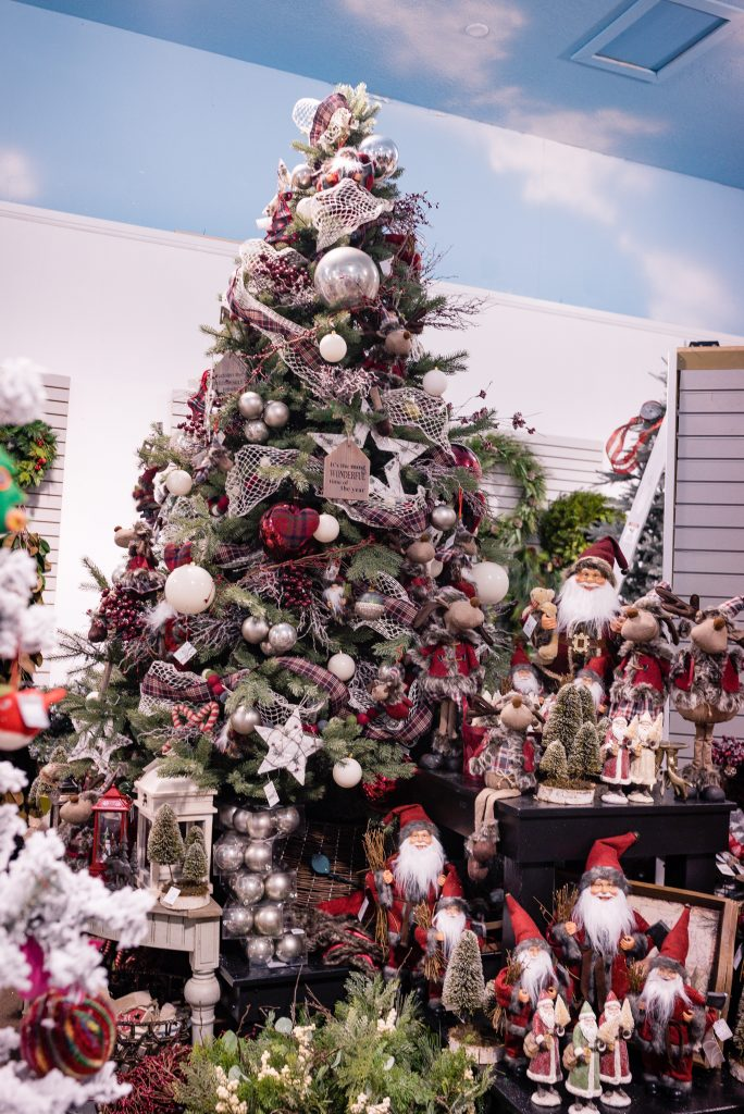 Emily Buckley, editor in chief - Eight Steps To A Beautiful Christmas Tree - Cache Valley Family Magazine