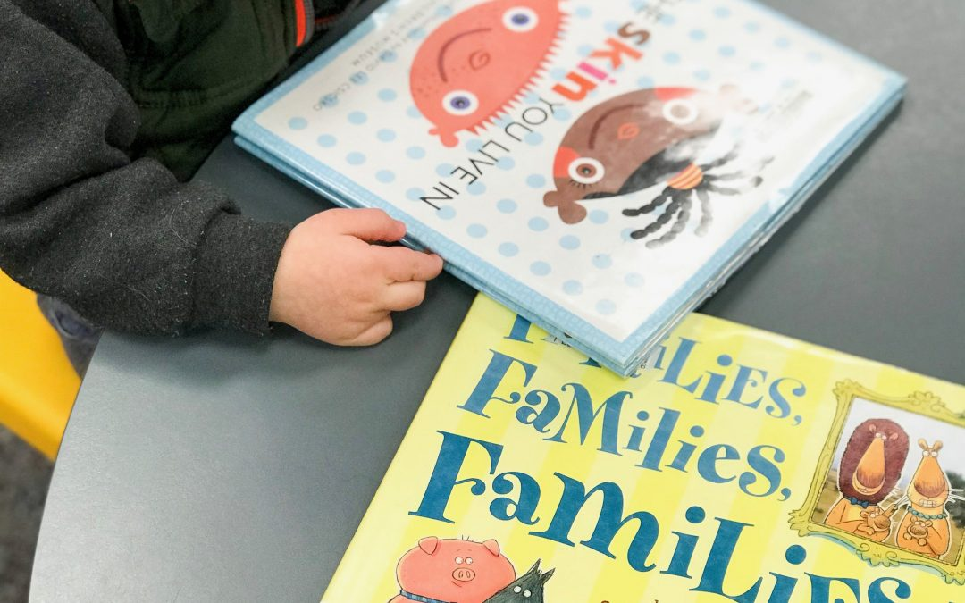 Five Picture Books that Encourage Diversity