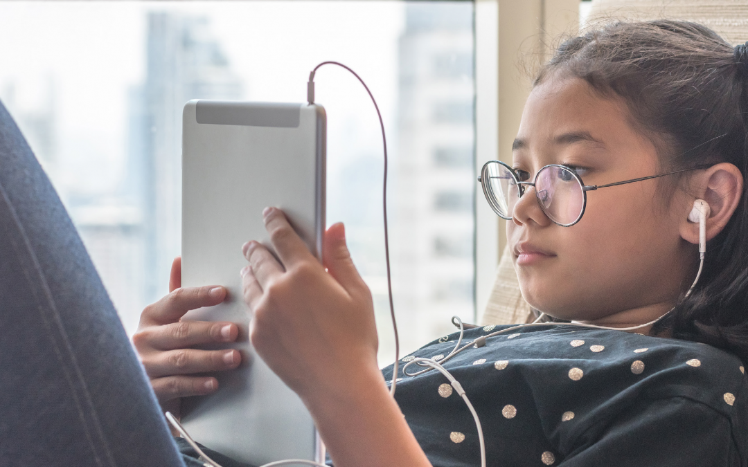 Is Too Much Screen Time Harming Your Children's Vision?