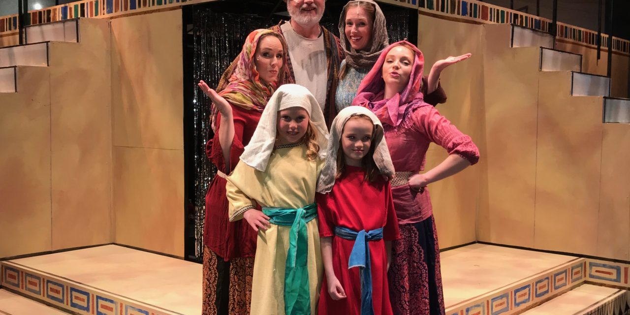 Family Ties Among the Highlights of Music Theatre West's Production of Joseph Opening this Week