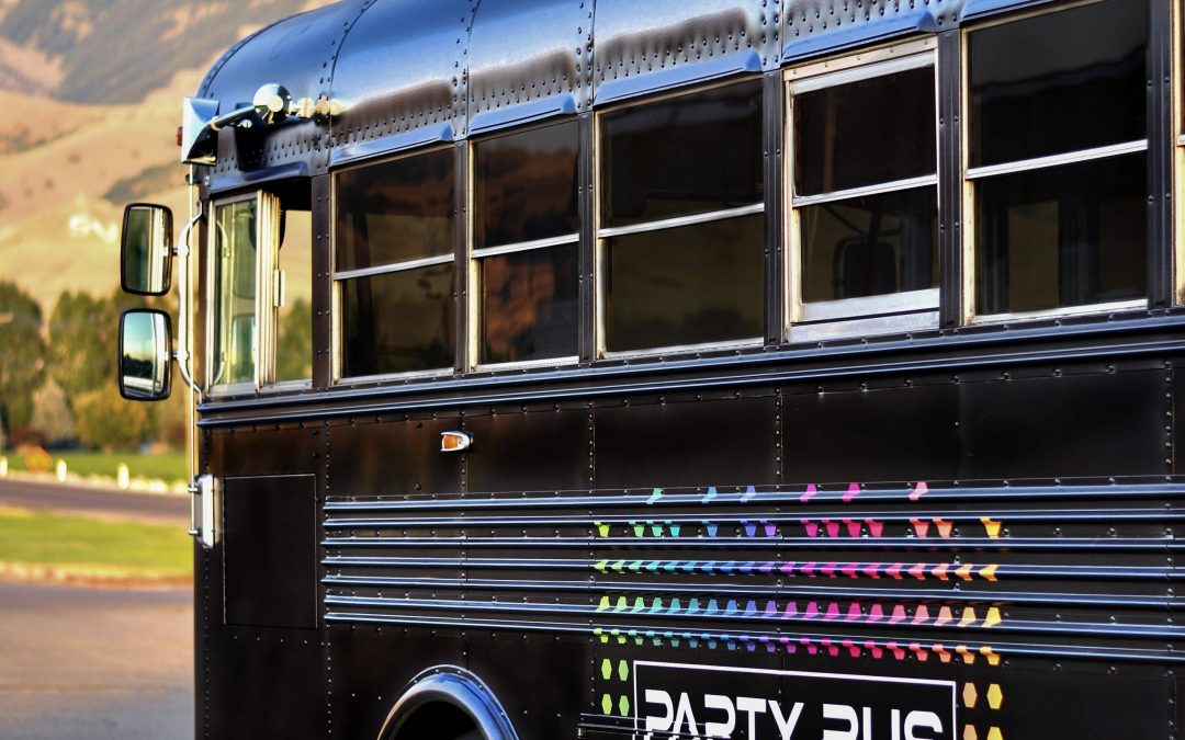 The Fun Starts When They Pick You Up: Party Bus Logan