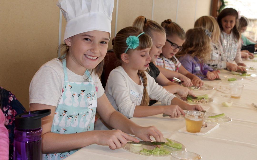 Local Educator Teaches Kids to Be Kitchen Whizzes