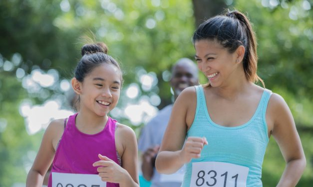 Running to Support Families: Logan Marathon Fun Run Proceeds Will Benefit The Family Place