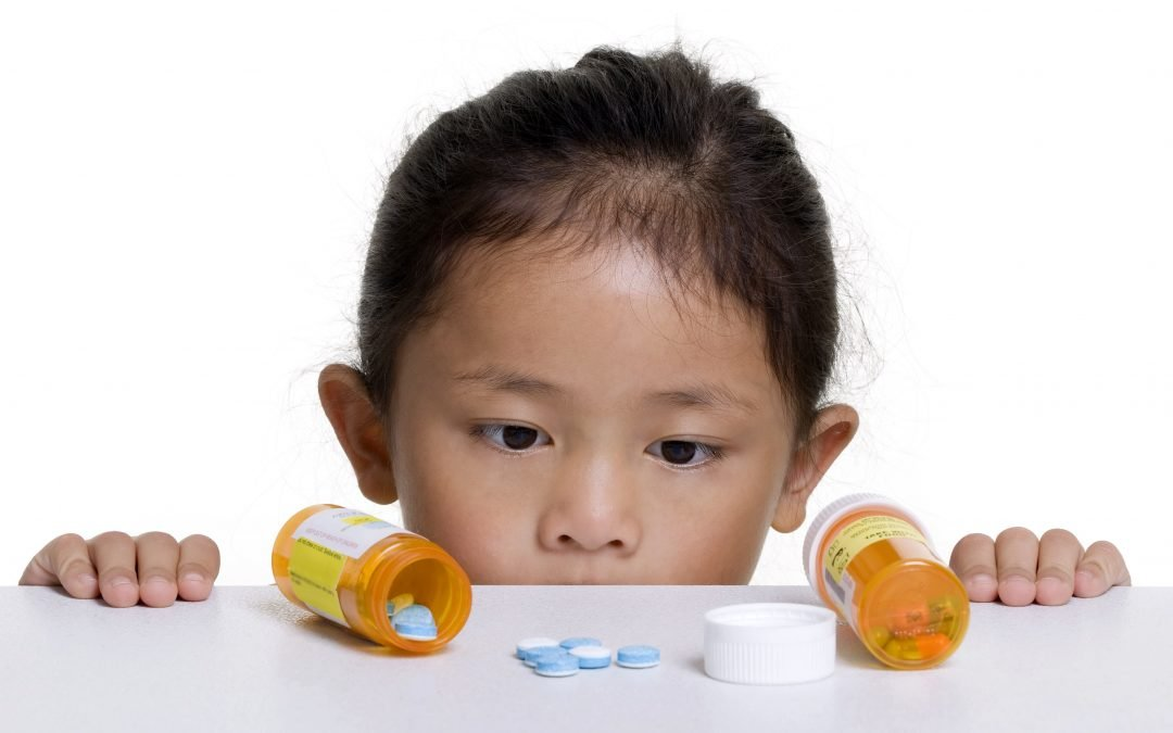 Keep Medicine Away from Curious Eyes: Five Tips to Protect Kids from Poisoning