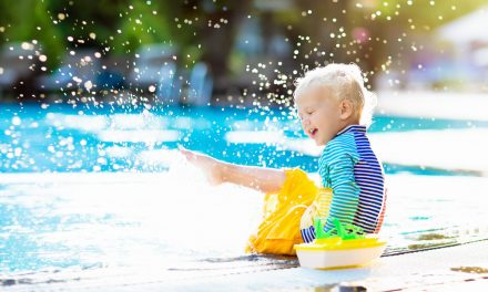 Four Tips to Keep Kids Safe In and Around Water