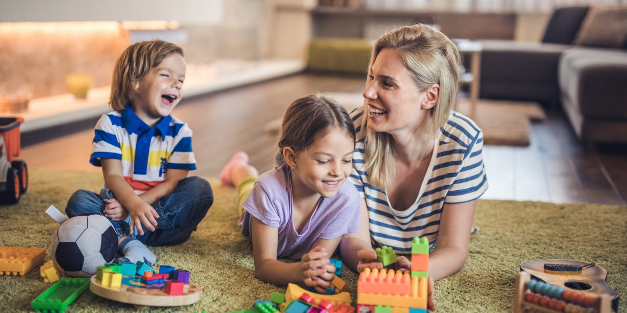 Parenting in a  Positive Way
