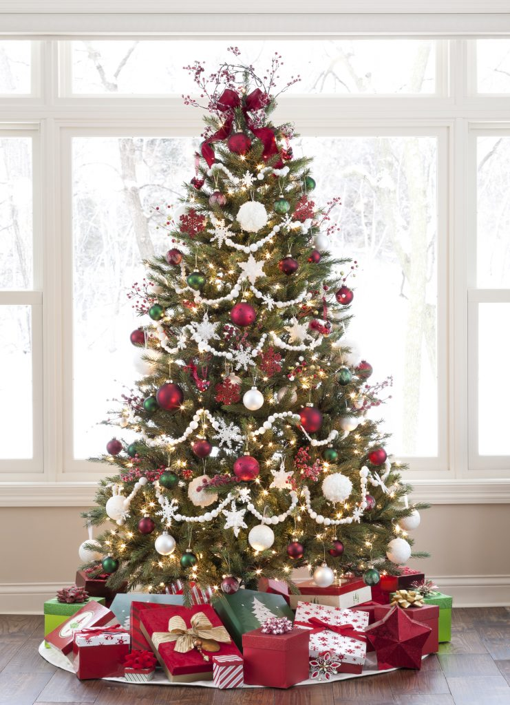 Secrets To Decorating A Beautiful Christmas Tree Cache Valley