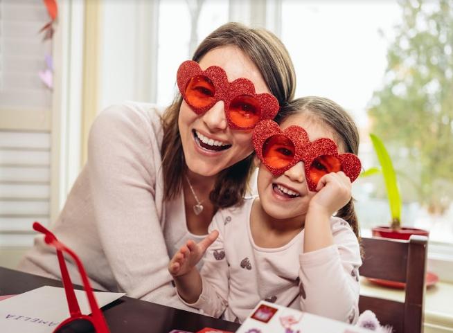 Celebrate Valentine's Day as a Family