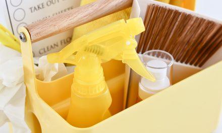 Kids Cleaning Caddy Essentials