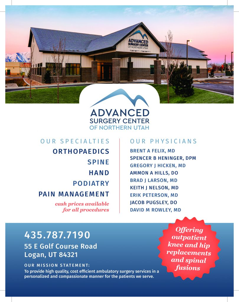 Advanced Surgery Center of Northern Utah