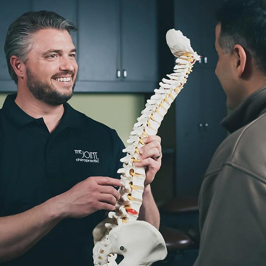The Joint Chiropractic To Open In Logan This Summer