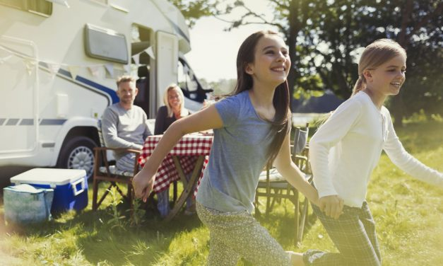 8 Tips for RV-ing with Kids