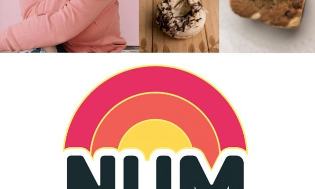 NUM GOURMET DESSERTS: Taking the Guilt Out of Treating Yourself