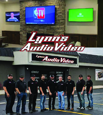 LYNN'S AUDIO: More Than 60 Years of Expertise