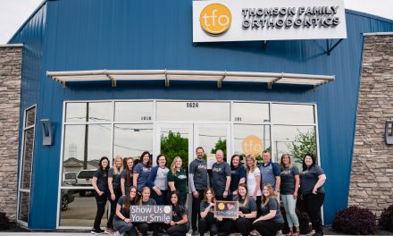 Thomson Family Orthodontics Gives Teachers New Smiles