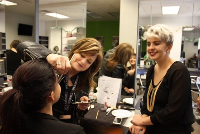 Beauty School Educates and Serves Community