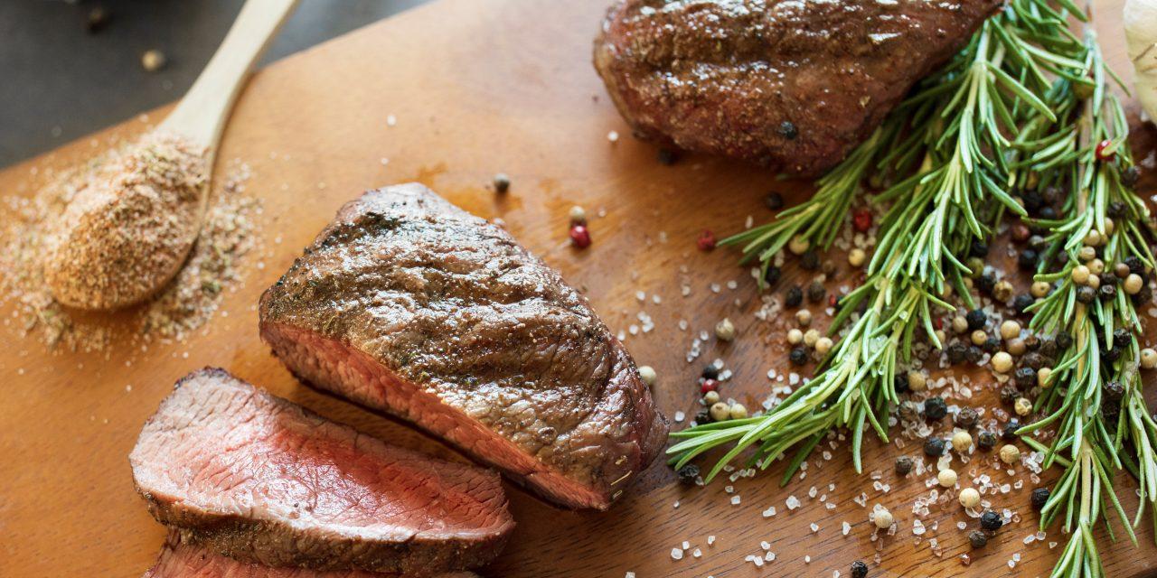 Grilled Santa Maria Steak