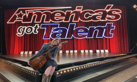 Local Teen Chases Her Dreams on America's Got Talent