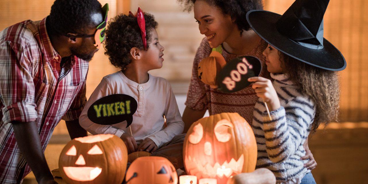 12 Spooky Ideas for a Socially Distanced Halloween
