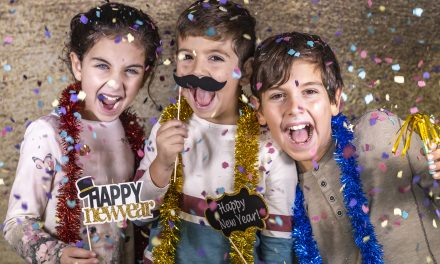Celebrate New Year's Eve With the Kids