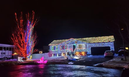 A New Tradition for Cache Valley Families: Holiday Home Light Tour