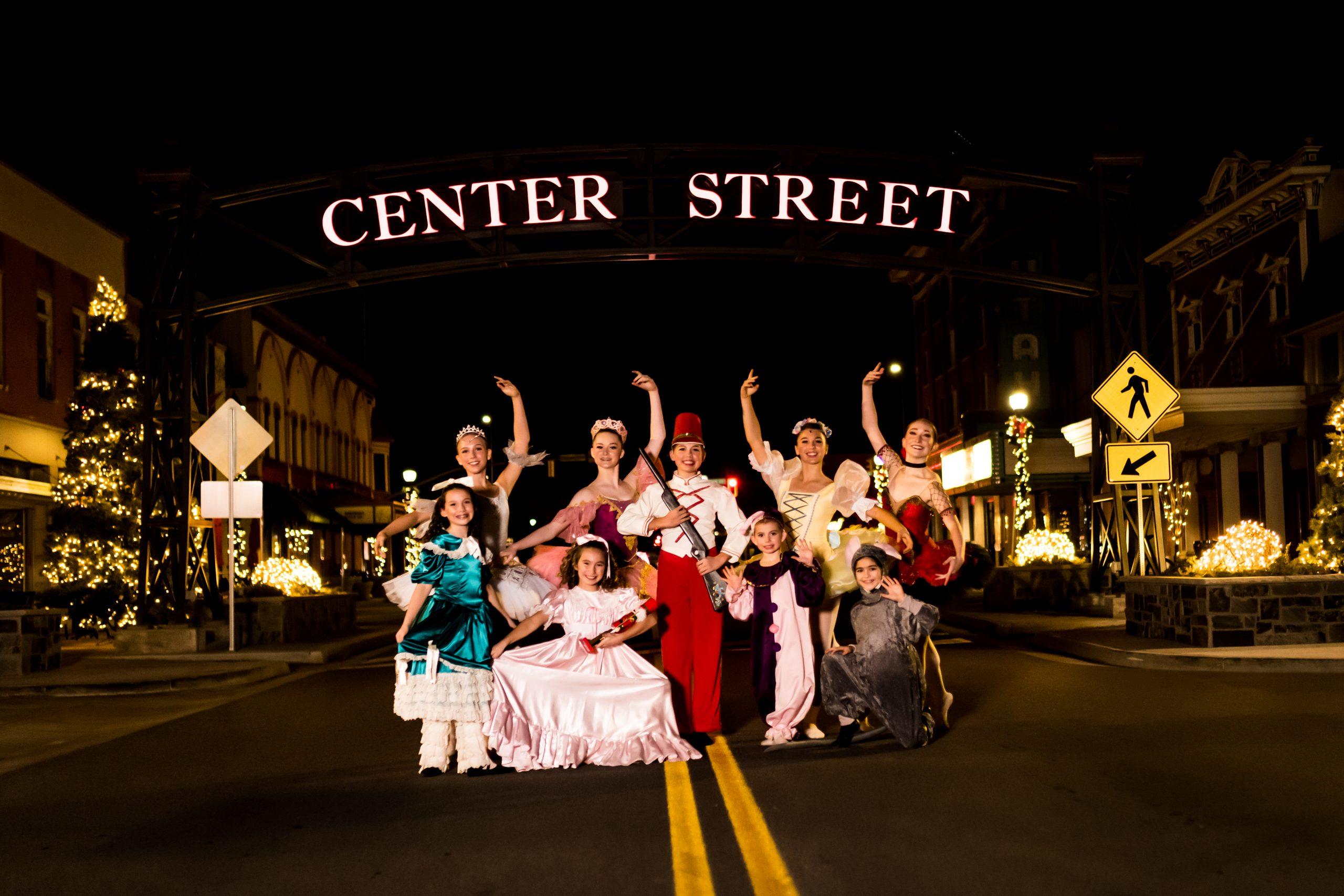 The Nutcracker Cache Valley Civic Ballet