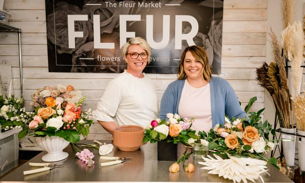 Designing and Delivering Happiness: The Fleur Market