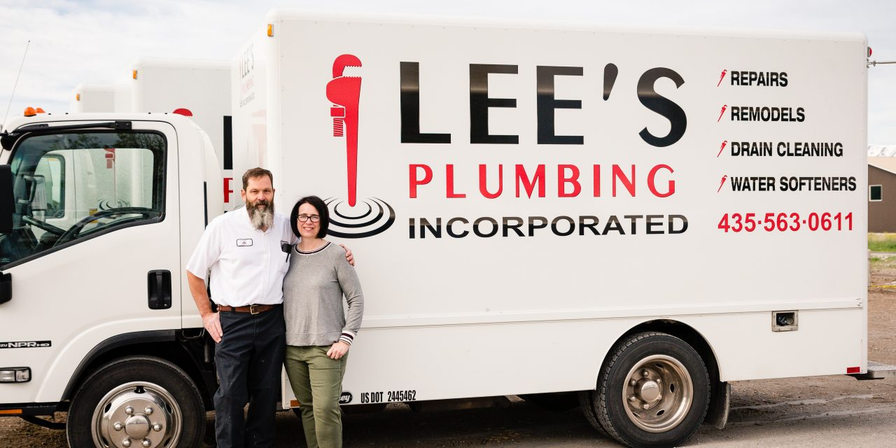 More than Turning a Plumber's Wrench: LEE'S PLUMBING FOCUSES ON QUALITY WORKMANSHIP AND CUSTOMER SERVICE